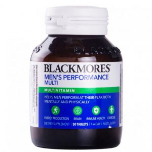Blackmores Men's Performance Multi Bulk Pack