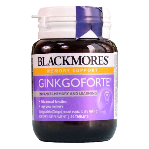 Blackmores Ginkgoforte