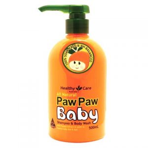 All Natural Paw Paw Baby
