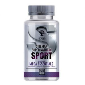 Siberian Super Natural Sport Mega Essentials