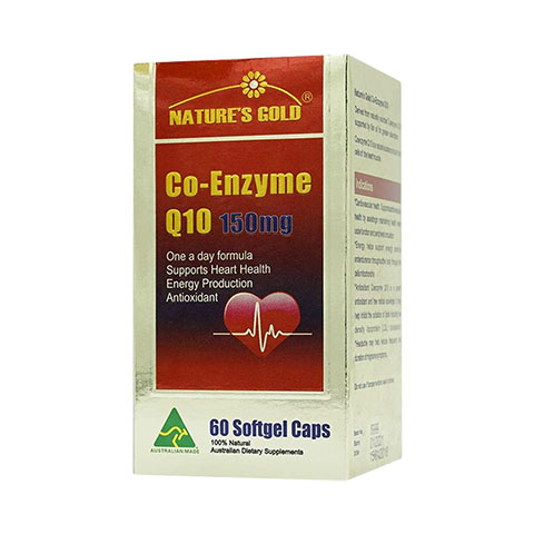 Co-enzyme Q10 150mg