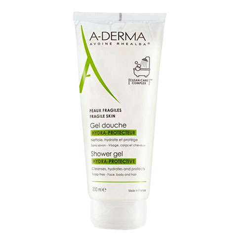 A-Derma Shower Gel Hydra-Protective