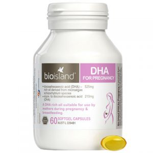 Bio Island DHA For Pregnancy