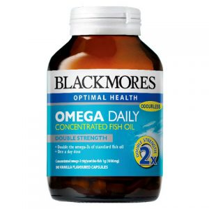 Blackmores Omega Daily Concentrated Fish Oil