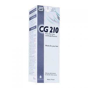 Cg 210 Anti-Hair Loss And Scalp Essence (men)