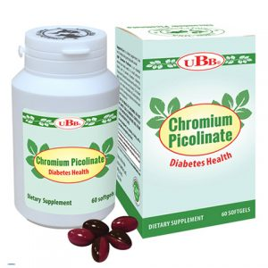 Chromium Picolinate UBB
