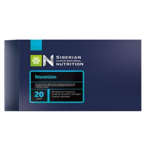 Siberian Super Natural Nutrition Neurovision