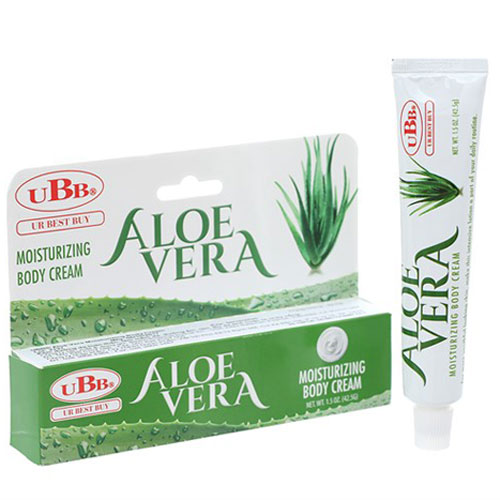 UBB Aloe Vera Moisturizing Body Cream